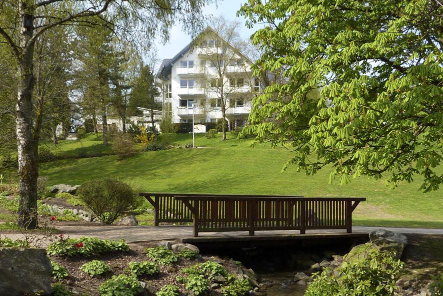 Ferienwohnungen am Kurpark --------- fewozentrale- Ferienwohnung  Sauerland