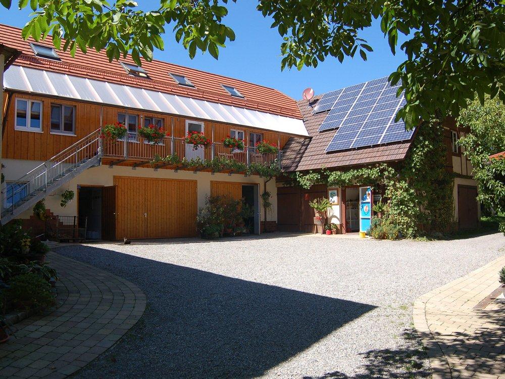 Obstbauernhof Knoll (Überlingen - Lippertsreu Ferienwohnung am Bodensee