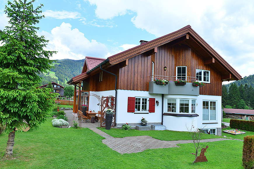 Haus im Wäldle (Balderschwang - Wäldle).