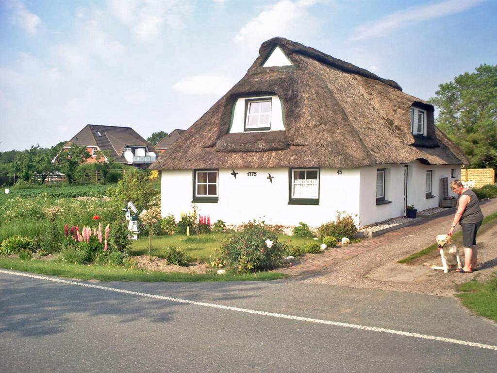 Haus Sorotzki - 026 (Westerdeichstrich). 3-Raum-Fe
