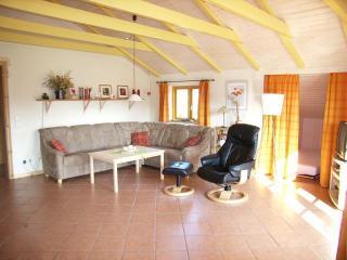 Wohnzimmer  (Beispielfoto, alle Häuser baugleich)