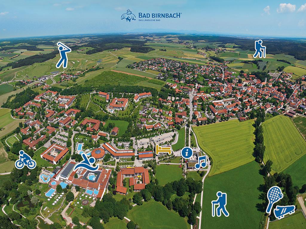 Ferienwohnung Haus am Kurpark (Bad Birnbach). Ferienwohnung (773806), Bad Birnbach, Bayerisches Golf- und Thermenland, Bayern, Deutschland, Bild 3