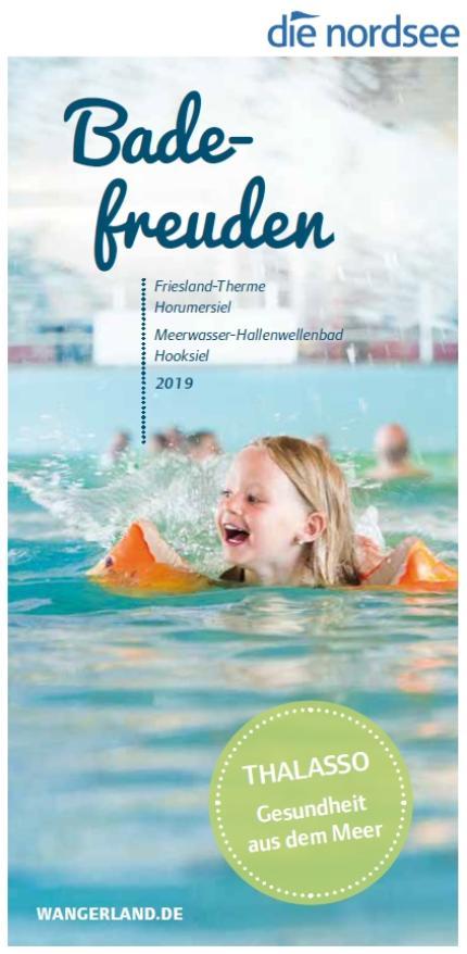 Badefreuden-Schwimmbäder im Wangerland