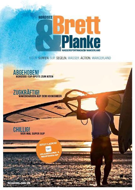 Wassersportmagazin Brett&Planke