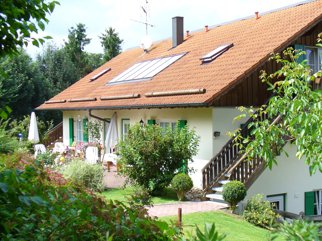 Holiday apartment Bruckhuberhof (Bad Birnbach). Ferienwohnung 60qm (683669), Bad Birnbach, Bavarian Golf and Spa Country, Bavaria, Germany, picture 2