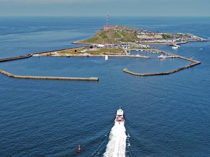 Helgoland Bremerhaven Tagesfahrt