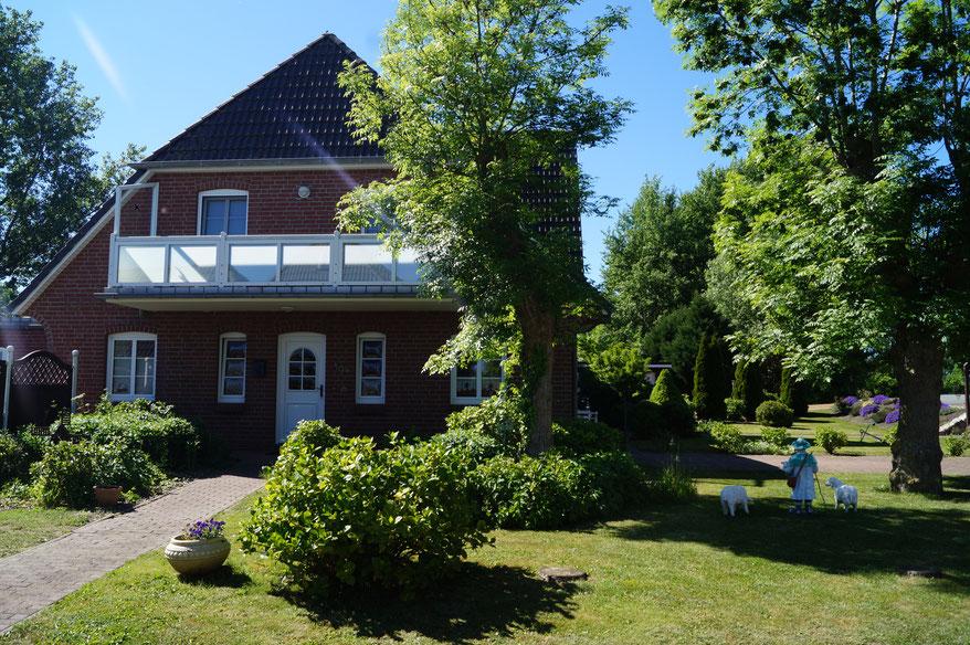 Ferienwohnung Michelsen (Nordstrand). Ferienwohnun