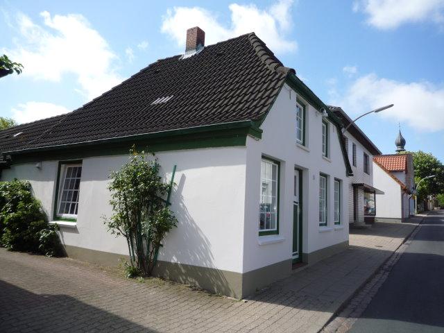 Ferienhaus Östereck Wesselburen 4 Raum Ferienhaus 2212001