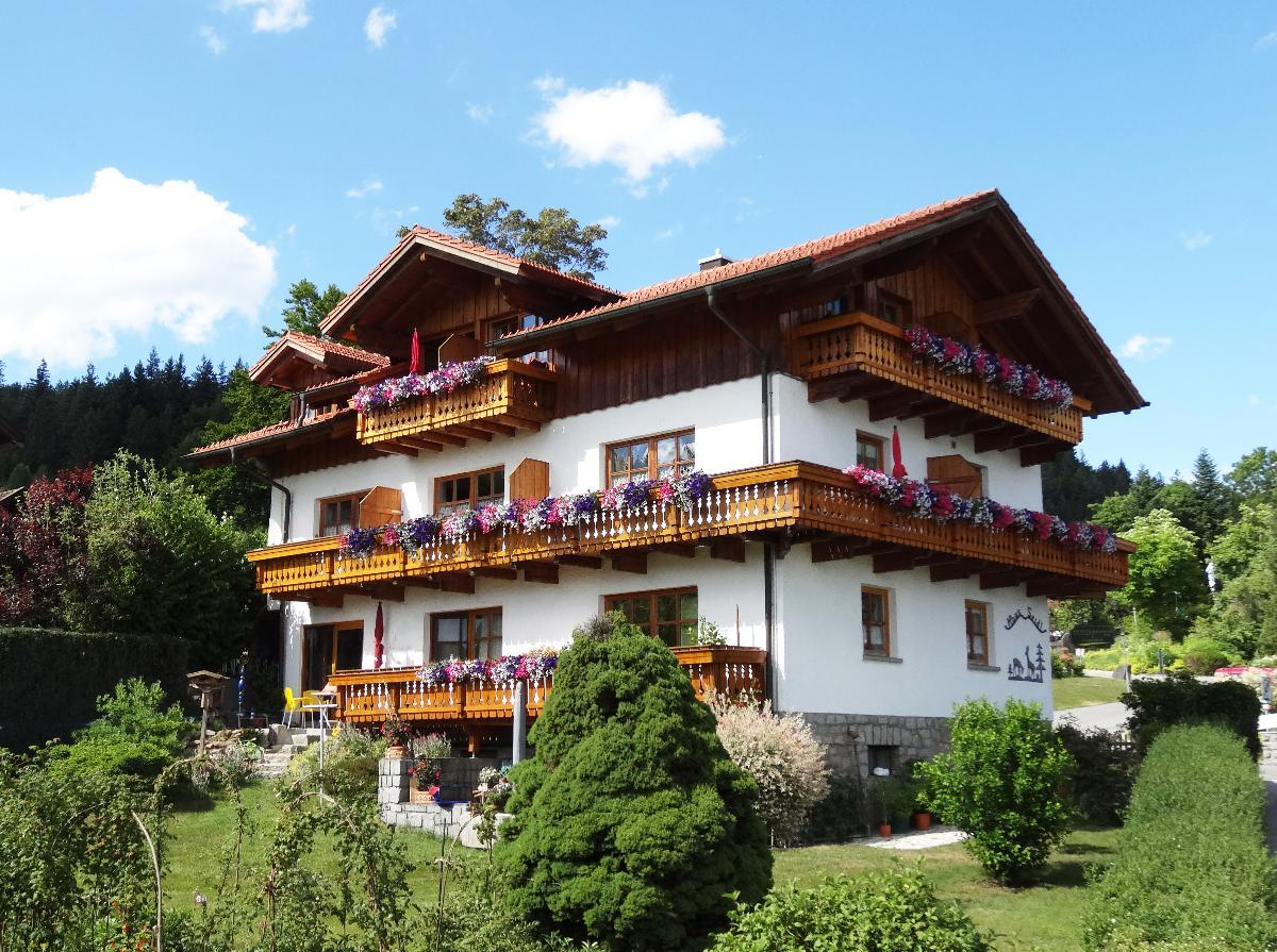Ferienwohnung Haus Seidl (Bodenmais). Appartement mit Südbalkon (683803), Bodenmais, Bayerischer Wald, Bayern, Deutschland, Bild 2