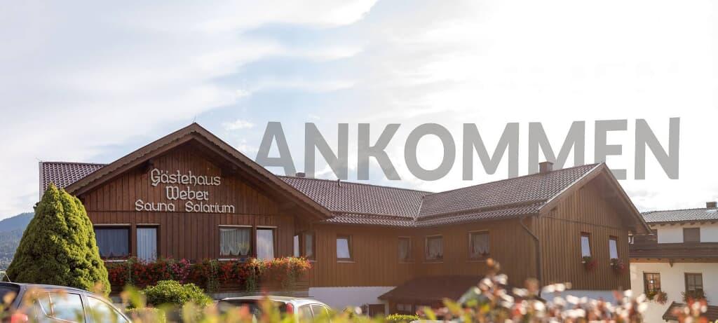 Gäste- & Appartementhaus Weber - Feri Ferienwohnung im Bayerischer Wald