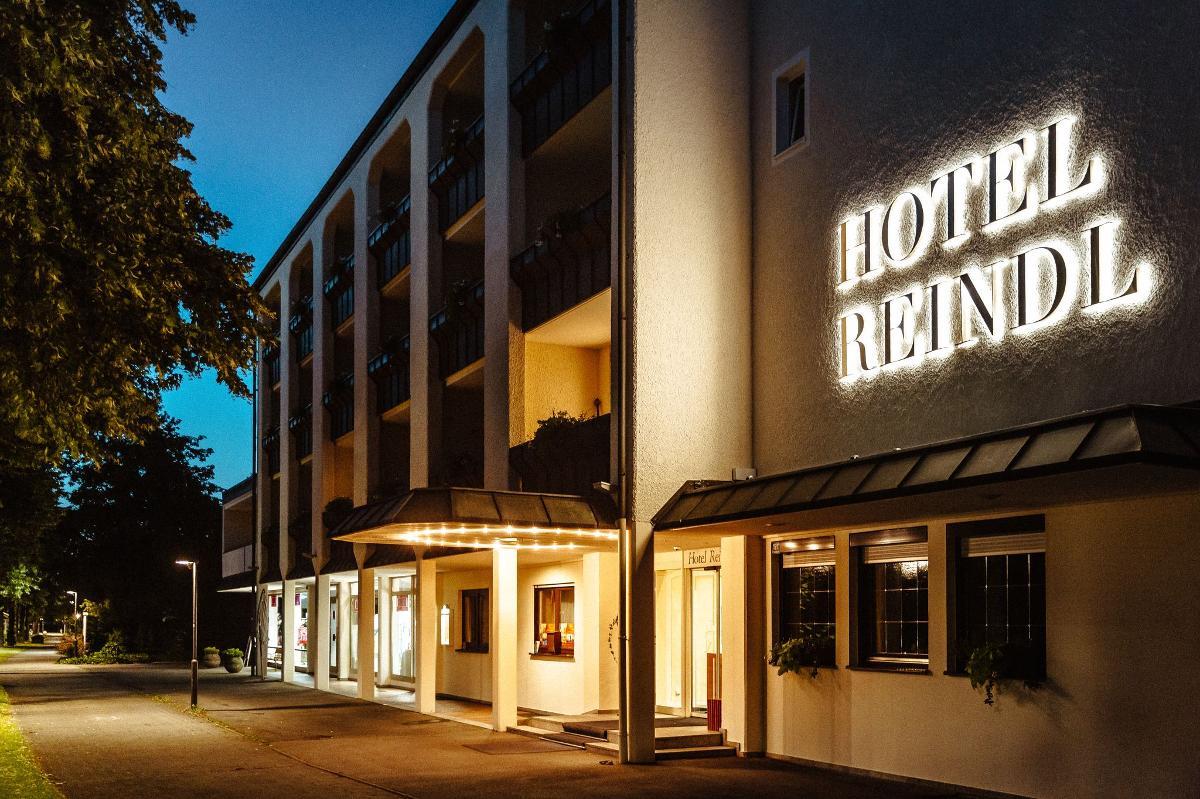 Hotel Reindl - Suiten u. App. (Bad Füssing).  Ferienhaus in Europa