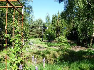 Der große Garten, Familie Franke, Joldelund