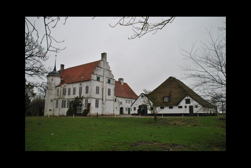 Herrenhaus Hoyerswort Oldenswort | Husum Portal Unterkünfte
