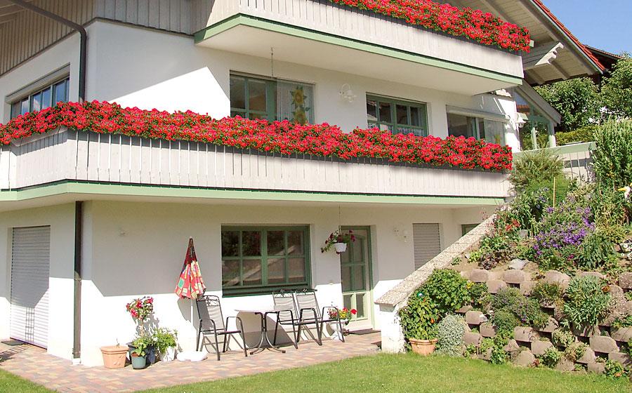 Ferienwohnung Ferienwohnungen Schnitzbauer (Bodenmais). Ferienwohnung 1 (683783), Bodenmais, Bayerischer Wald, Bayern, Deutschland, Bild 14