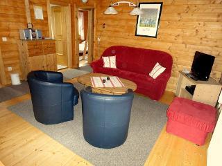 Haus 15 - Wohnzimmer