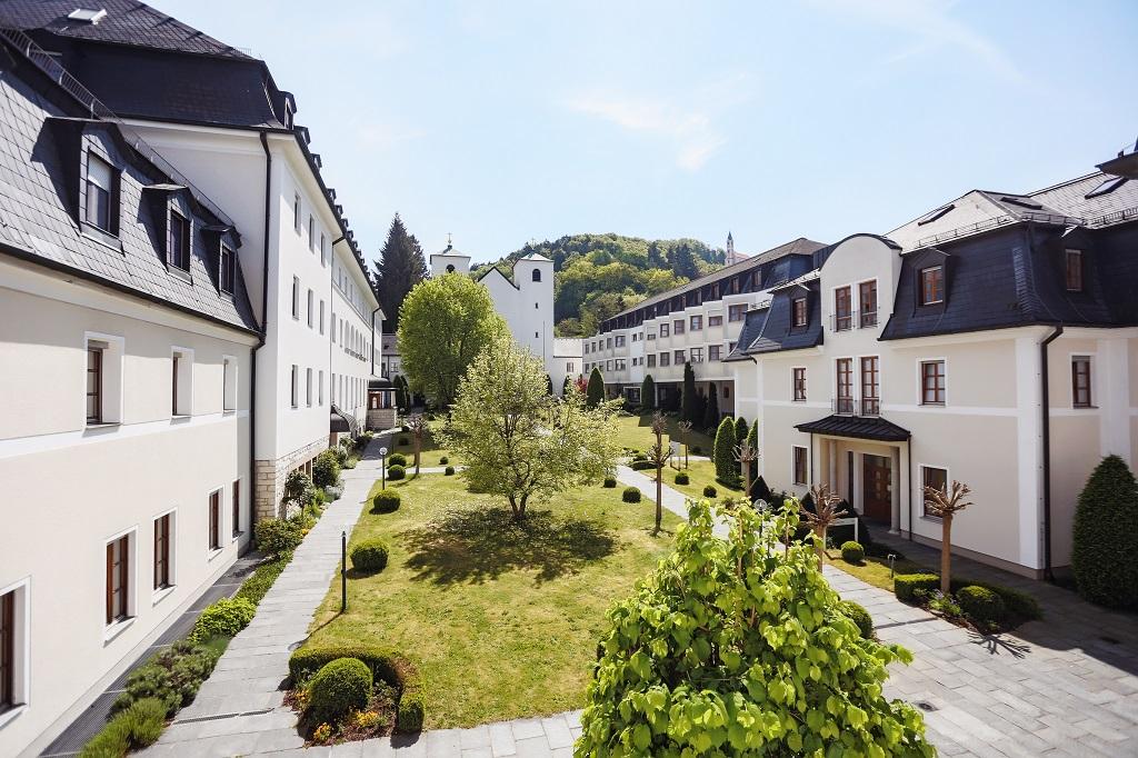 Ferienwohnung Tagungshaus im Kloster St. Josef (Neumarkt i.d. Oberpfalz). Doppelzimmer Komfort (1701199), Neumarkt, Bayerischer Jura, Bayern, Deutschland, Bild 4