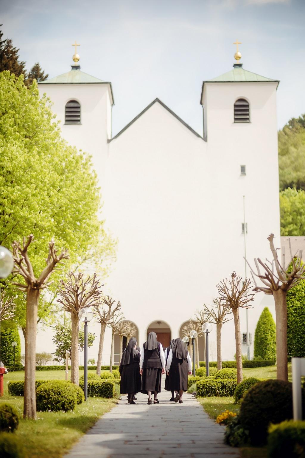 Ferienwohnung Tagungshaus im Kloster St. Josef (Neumarkt i.d. Oberpfalz). Doppelzimmer Komfort (1701199), Neumarkt, Bayerischer Jura, Bayern, Deutschland, Bild 6