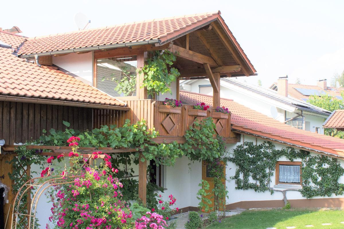 Ferienwohnung Fewo Konstandin (Bischofsmais). Ferienwohnung 2 (2662727), Bischofsmais, Bayerischer Wald, Bayern, Deutschland, Bild 7