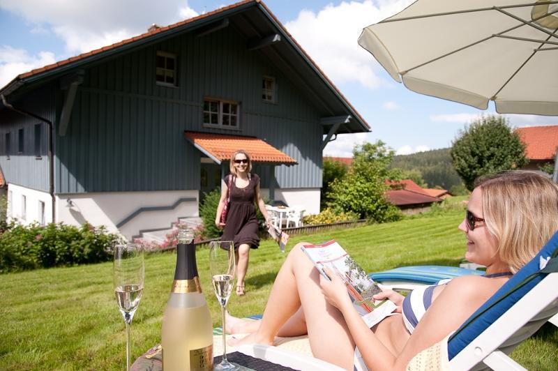 Ferienwohnung Ferienwohnungen Moosbach I (Bodenmais). Ferienwohnung Großer Arber (684511), Bodenmais, Bayerischer Wald, Bayern, Deutschland, Bild 4