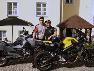 ADAC zertifiziert - Motorradfreundliche Hotels und TOURENFAHRER - Partnerhotel