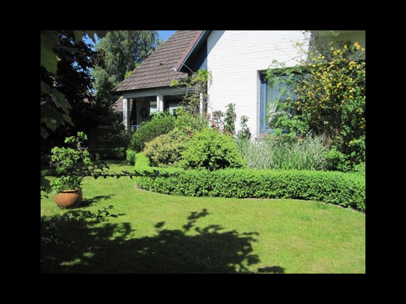 Unser Garten im Sommer, Bellendorf, Brigitte, Süderstapel