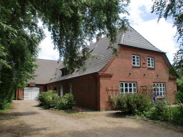 Alte Bäckerei (Rodenäs). Emil Nolde Ferienwohnung an der Nordsee