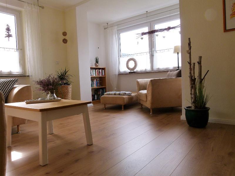 Wohnzimmer Ferienwohnung Richter - Oberhundem