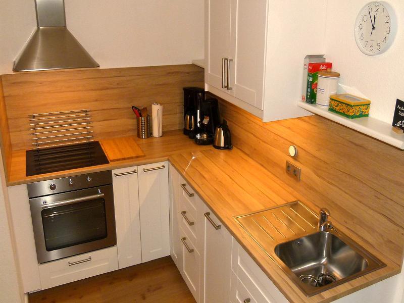 Küche Ferienwohnung Richter - Oberhundem
