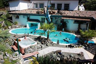 Pool - Whirlpool Aussen