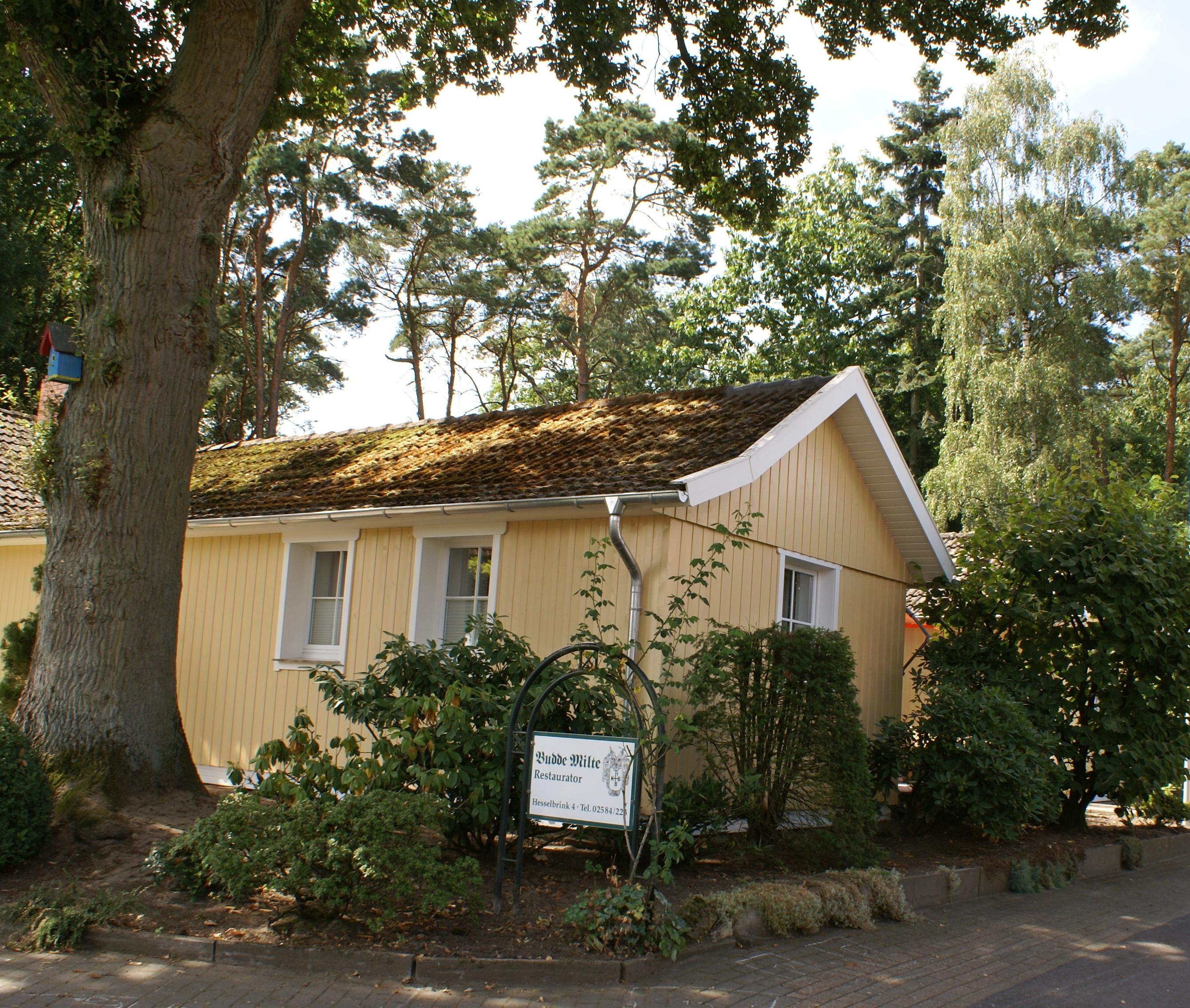 Ferienwohnung Hesselstudio, (Warendorf-Milte). Appartement, 42 qm , 1-3 Pers. (1061623), Warendorf, Münsterland, Nordrhein-Westfalen, Deutschland, Bild 1
