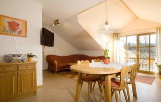 Essecke Ferienwohnung Storchen-Suite