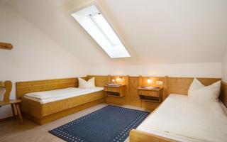 Schlafzimmer Ferienwohnung Storchen-Suite