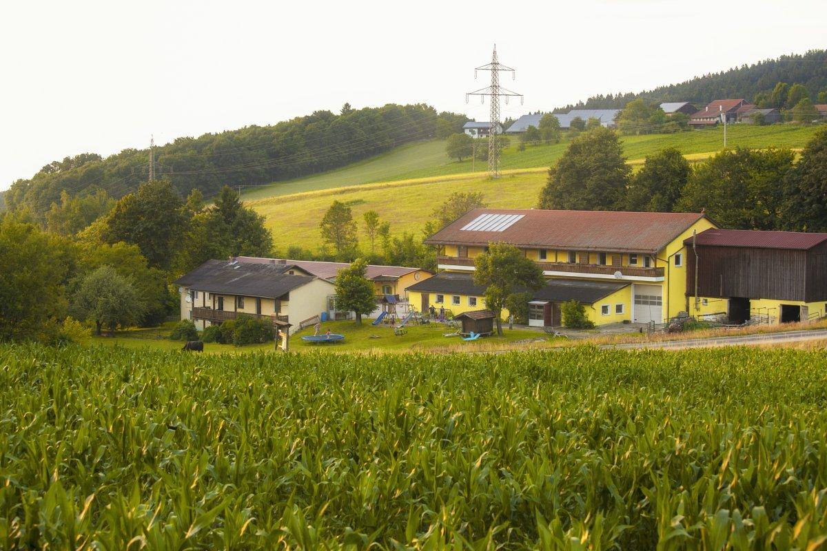 Ferienwohnung Passauer Land Urlaub auf dem Bauernhof