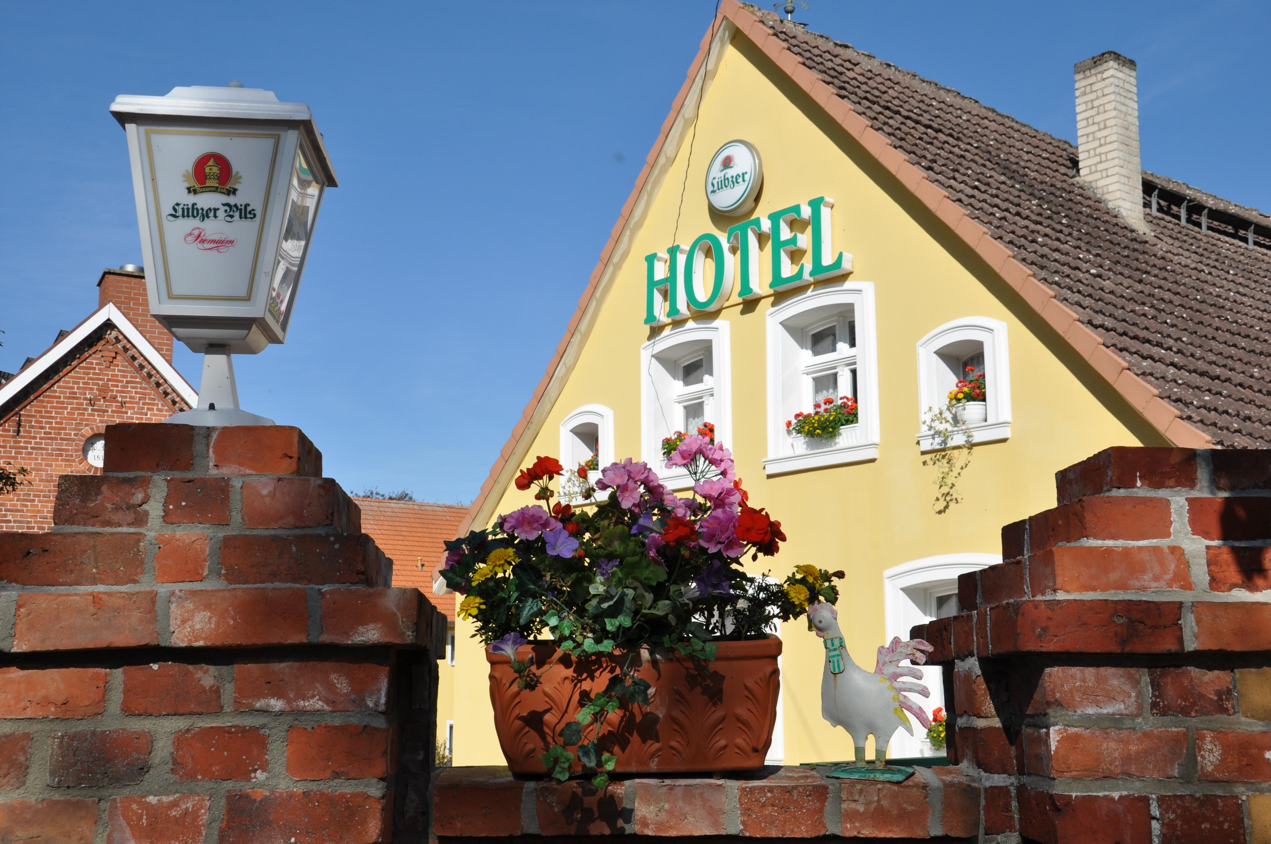 Herzlich Willkommen auf unserem Landhotel