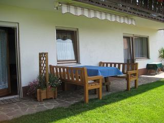 Wohnung mit schöner Terrasse