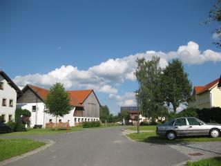 Unser kleines Dorf - Ein kleinen Angerdorf mit ca. 100 Einwohner.