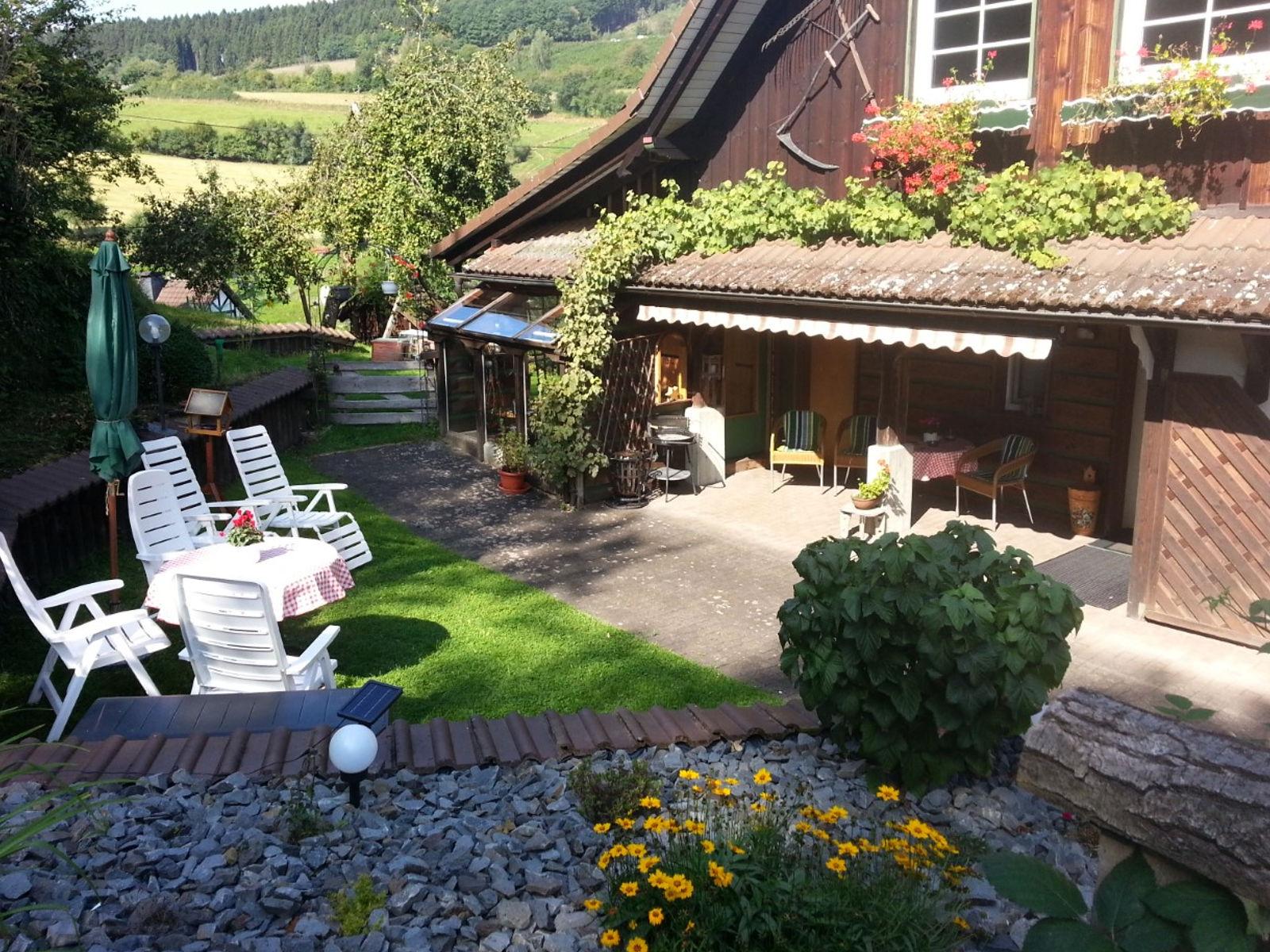 Ferienwohnung Hirtenhaus (Attendorn). Fewo Sü Ferienwohnung in Nordrhein Westfalen