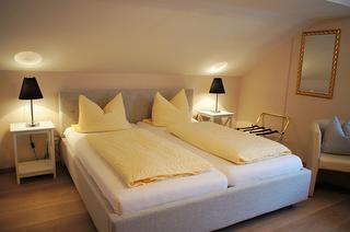 Landhaus Doppelzimmer zum Ludwigsplatz