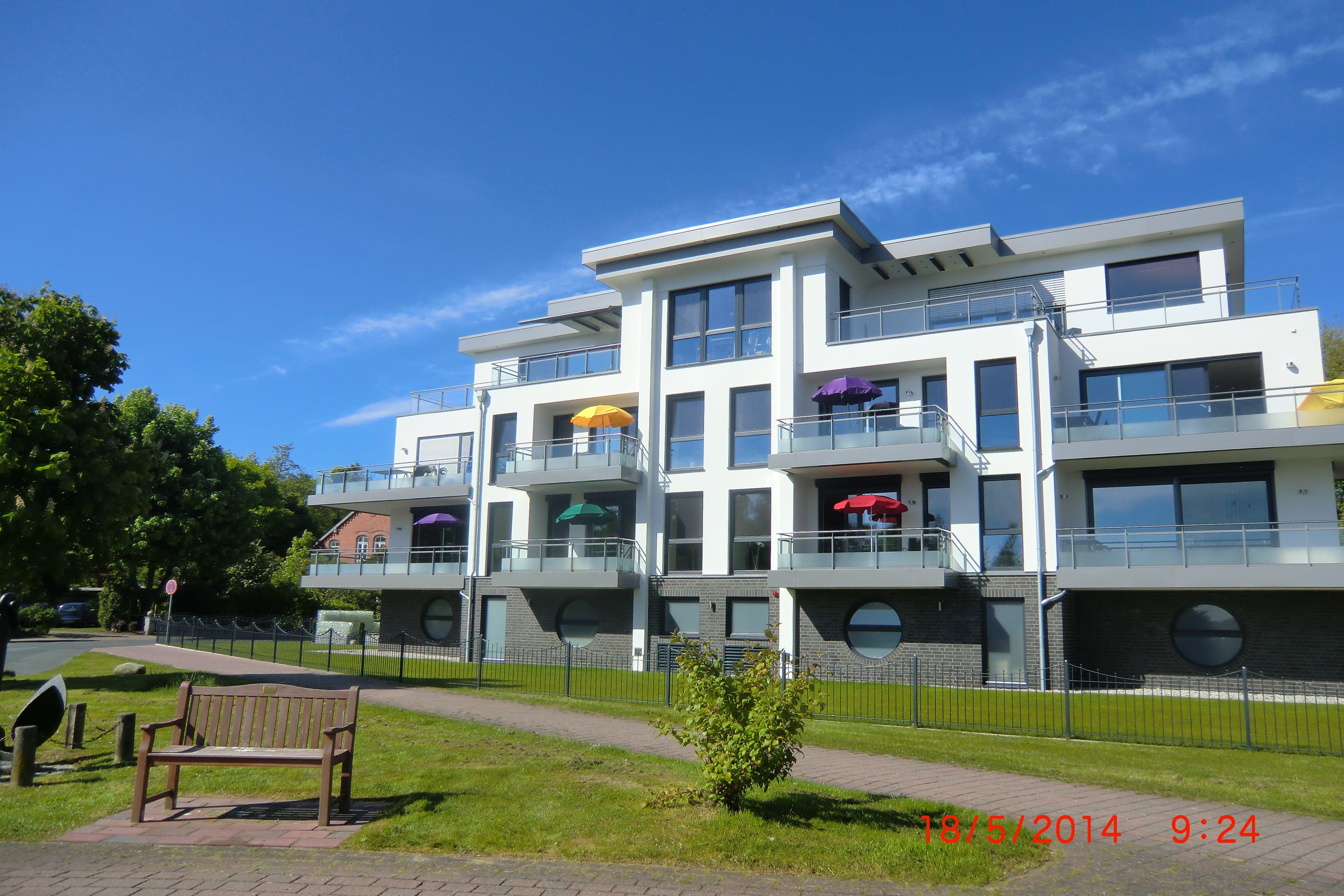 Holiday apartment Neue Seelust - Iben (Geestland, Bad Bederkesa).