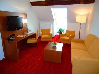 Suite 1 Wohnbereich