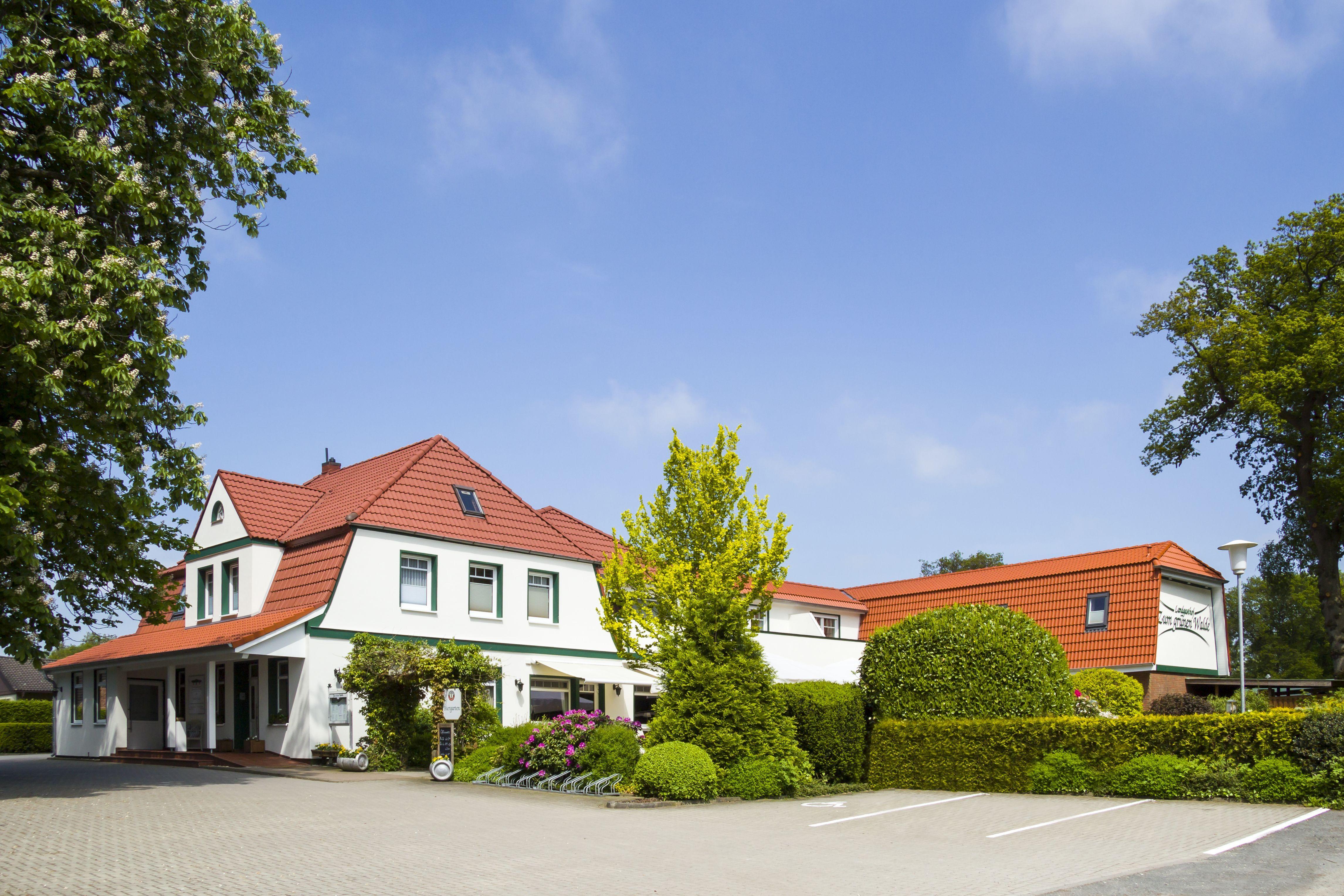 Hotel Zum grünen Walde Nordholz Doppelzimmer