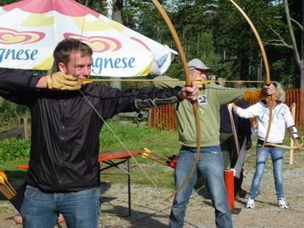 Robin Hood - Bogenschießkurs