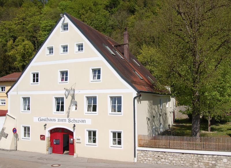Gasthaus Zum Schwan Kelheim