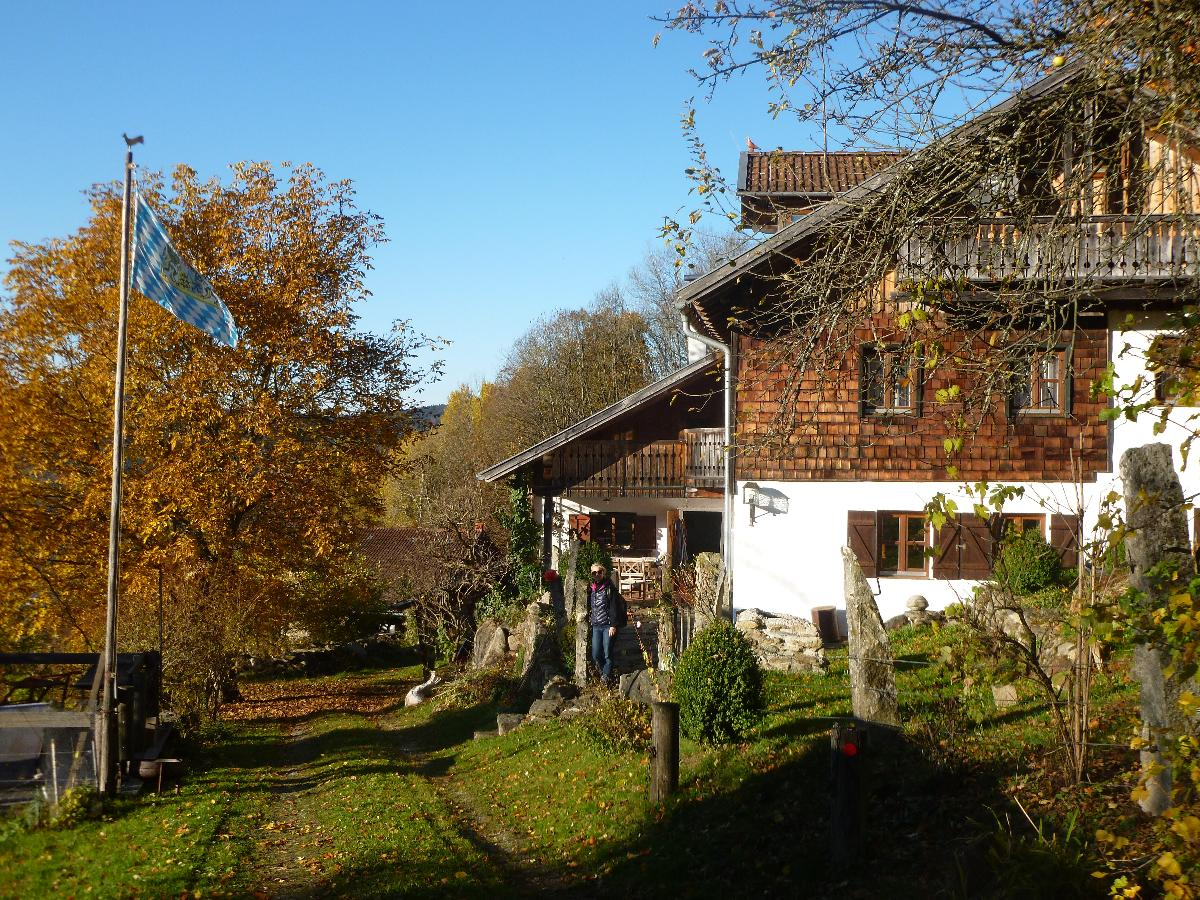 Ferienwohnung 2 Ferienappartements mit Herz (Bischofsmais). Ferienwohnung B (2663111), Bischofsmais, Bayerischer Wald, Bayern, Deutschland, Bild 34