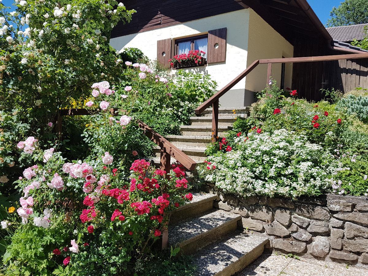 Ferienwohnung 2 Ferienappartements mit Herz (Bischofsmais). Ferienwohnung A (2663119), Bischofsmais, Bayerischer Wald, Bayern, Deutschland, Bild 6