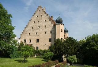 Hotel Schloss Eggersberg, Südfassade / Rechteinhaber: © Familie Schwarz
