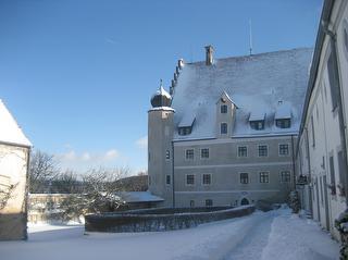 Hotel Schloss Eggersberg, Westfassade / Rechteinhaber: © Familie Schwarz