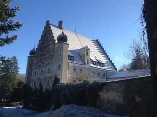 Hotel Schloss Eggersberg, Nordfassade / Rechteinhaber: © Familie Schwarz