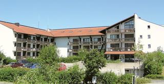 Hausansicht Hotelappartements im Centurio / Rechteinhaber: © Huber Melanie