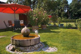 Garten / Rechteinhaber: © Ferienwohnung Haus Brigitte - Garten Pension Brigitte